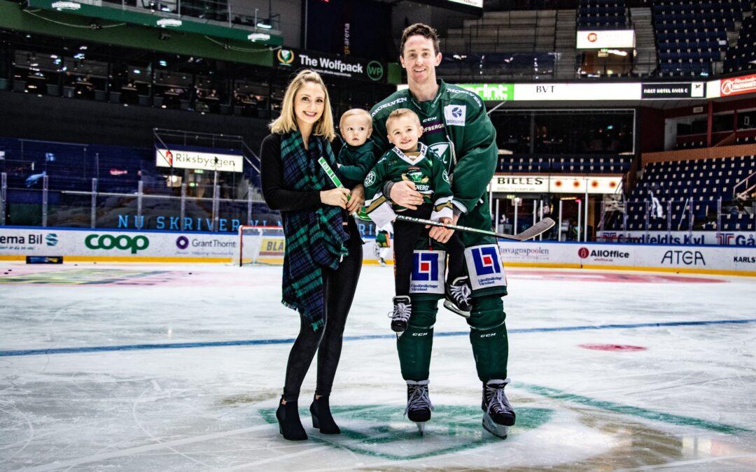 Family life in Sweden